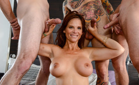 Syren De Mer Get Fucked Hard in her big ass and big tits