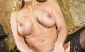 Tanya Tate Strip