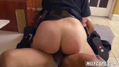 Tall german milf and dance Black Male squatting in home gets our milf