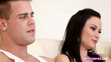 Doggy in Bisexual Fuck - BISEXEMPIRE