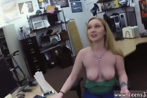 Blonde big tits reality Games for a Pearl Necklace