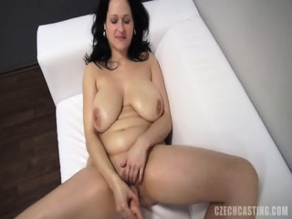 Mature Lady At The Casting