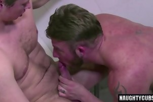 Big dick son oral sex with cumshot 2