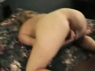 BLACK dude fucking a horny wife chunk 1