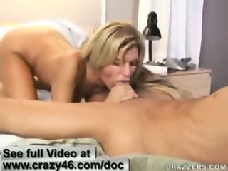 Sexy doctor gets fucked hard by patient