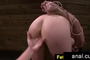 Fetishnetwork kimmie lee basement tied