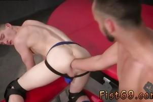 Naked men showing ass holes gay xxx Sub fuck-fest pig, Axel
