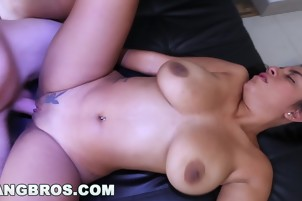 BANGBROS - Thanks for the Big Colombian Mammaries (cff15715)