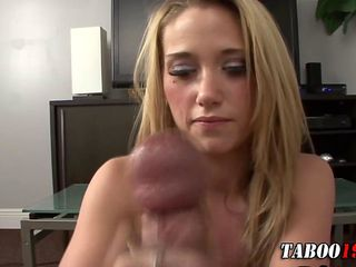 Swallowing step sis teen