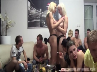 Crazy Swingers At The Party