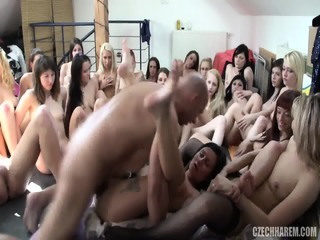 Group Of Girls Addicted To Sex