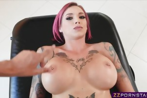 She wants a massage but she is getting a fuck instead