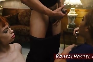 Teen bondage fuck Sexy girls, Alexa Nova and Kendall