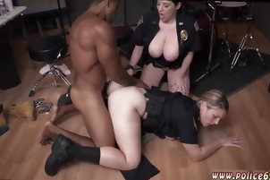 Husband lets wife fuck black xxx Raw flick seizes officer ban
