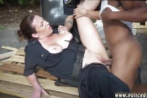 Milf rides big black dick and tits in stockings I will catch