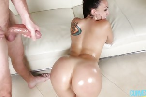 Mandy Muse Her Ass Bouncing Like Hydraulics