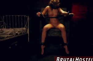 drink and restricted bondage hd Fed up with waiting for a