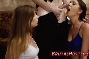 Rough eating and brutally amateur anal xxx Two youthfull s,