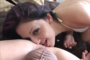 Amateur Anal Licking