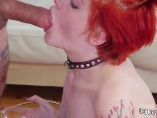 Skinny young rough anal and amateur lesbian domination and rough anal