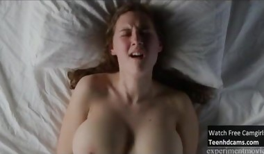Close Up Teen Orgasm