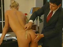 Lustful teacher punishes his student