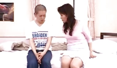 Kinky Asian Mother Friend Son 02