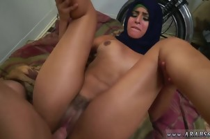 Teen vagina creampie Took a magnificent Refugee home.