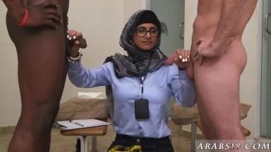 Arab dildo and casting Although I have been with both races, I never took