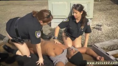 Fake cop uk ebony and german natural milf first time Break-In Attempt